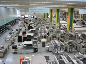 การจัดสภาพแวดล้อมในโรงงานให้อยู่สบาย